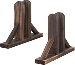 MyGift Set of 2 Standing Feet for Garden Trellis