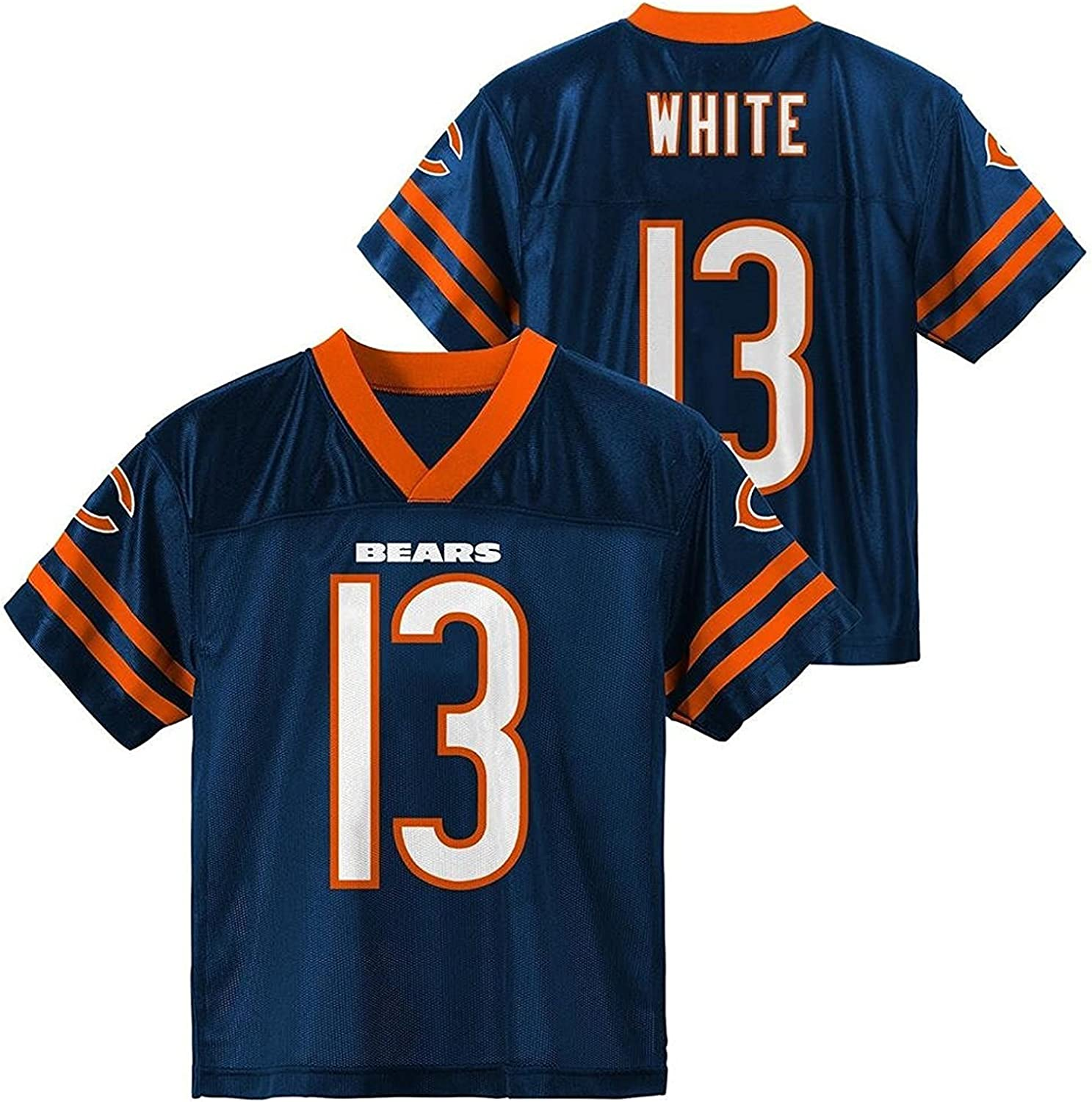 Outerstuff Kevin White Chicago Bears Navy Blue #13 Infants Home Player Jersey