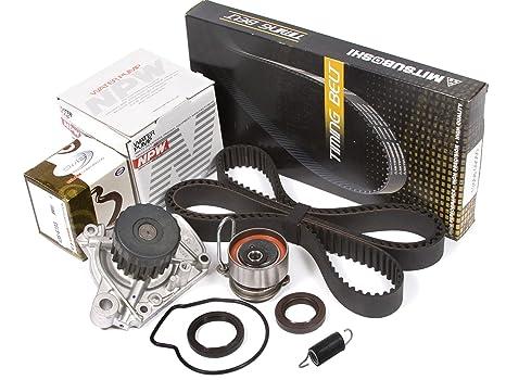 Evergreen tbk312mwpn Honda Civic EX VTEC – 1.7L & d17 a Correa de distribución Kit
