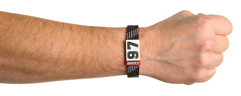 brayce: personalizar tus Jersey pulseras con su número de ...
