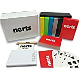 Card Games for Family Game Night. The Official NERTS Box Set of Playing Cards. Colors May Vary