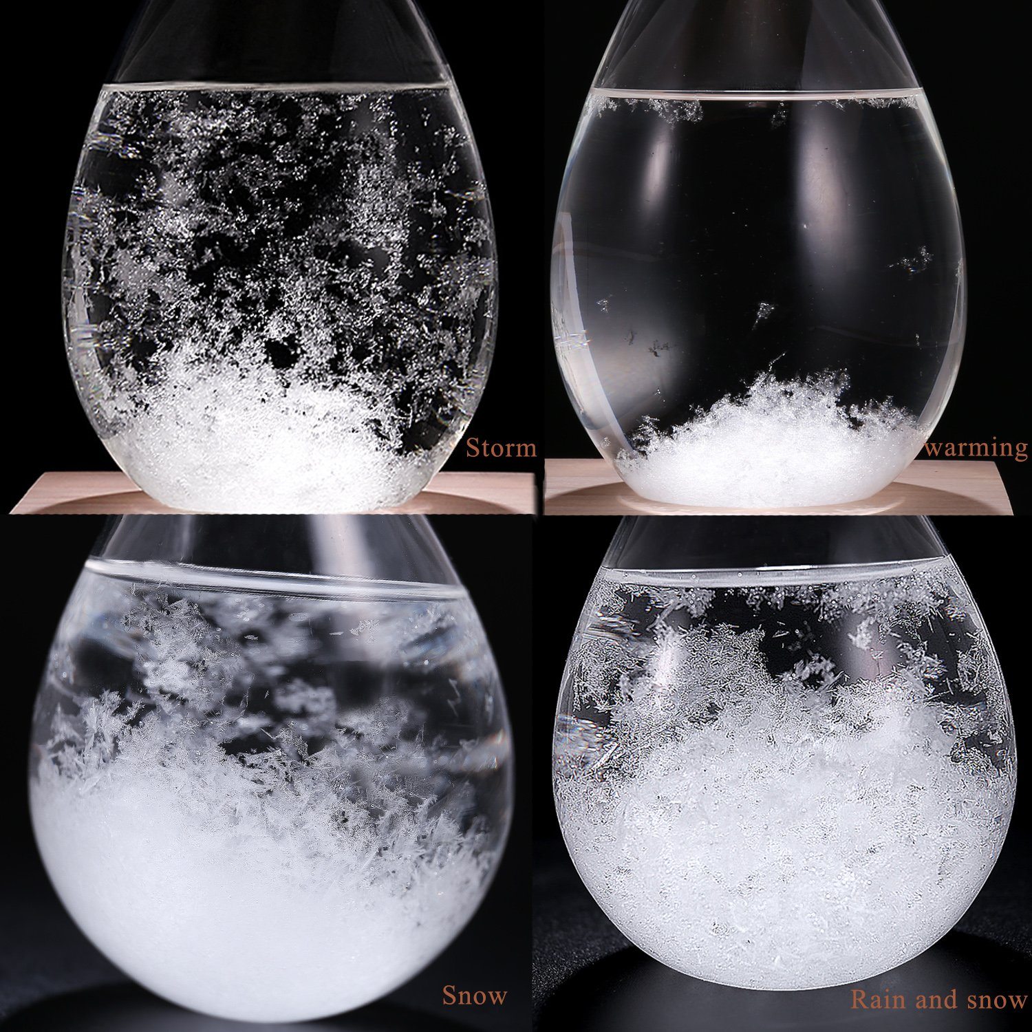 WELLDONE® Storm Glass