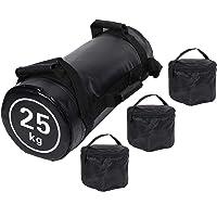 Tuneway Draagbare Gewicht Zand Tas Power Core Tas Zware PVC Oefening Zandzakken voor Thuis Gym Gewicht Training Boksen