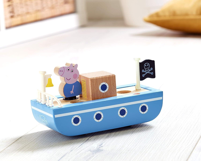 Peppa Pig 07209 Wooden Boat