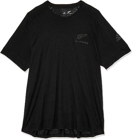 adidas all black t shirt