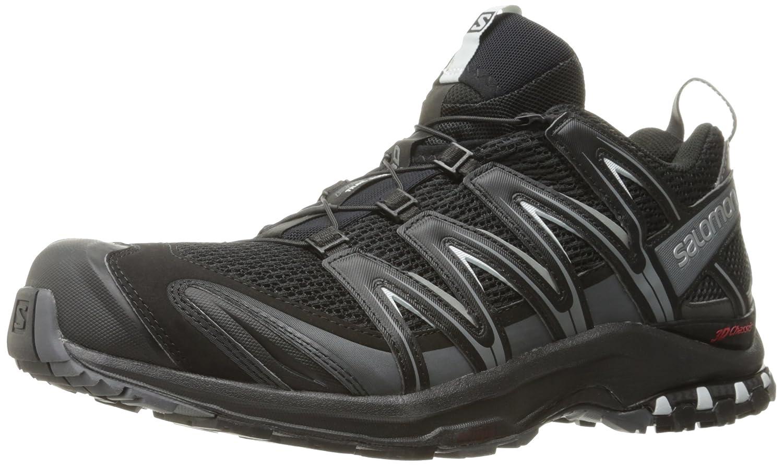 Salomon Homme XA Pro 3D Chaussures de Course à Pied et Trail Running, Synthétique/Textile