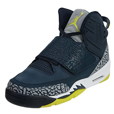 hot sale online 2a92b 6050e ... cheapest jordan son of bg boys basketball shoes 512246 0106y black  metallic silver 912e8 b96c6