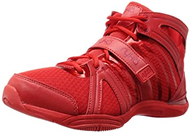 Ryka Women's Tenacity Cross-Trainer Shoe, Red, ...