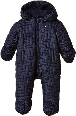 Tommy Hilfiger Baby Skisuit L/S, Traje de Nieve para Hombre ...