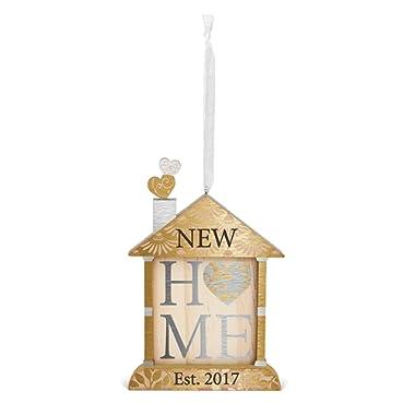 Hallmark Keepsake 2017 New Home Dated Christmas Ornament