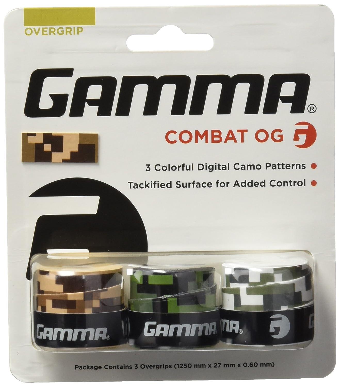 Gamma Over Grip Combat 3 Unidades Desert, Oliva/Grey, One Size ...