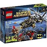 LEGO Super Heroes - Dc Universe - 76011 - Jeu De Construction - Batman - L' Attaque De Man-bat