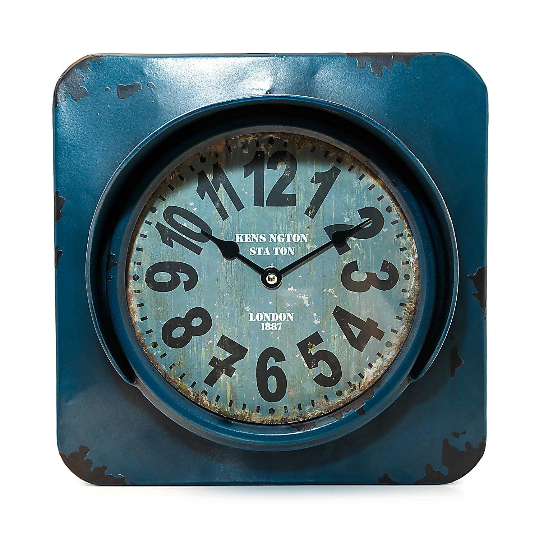 Amazon.com: Trafalgar - Wall Clock From The Barrel Shack: Home & Kitchen