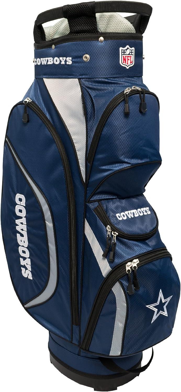 Team Golf NFL Clubhouse Golf Cart Bag - Dallas Cowboys