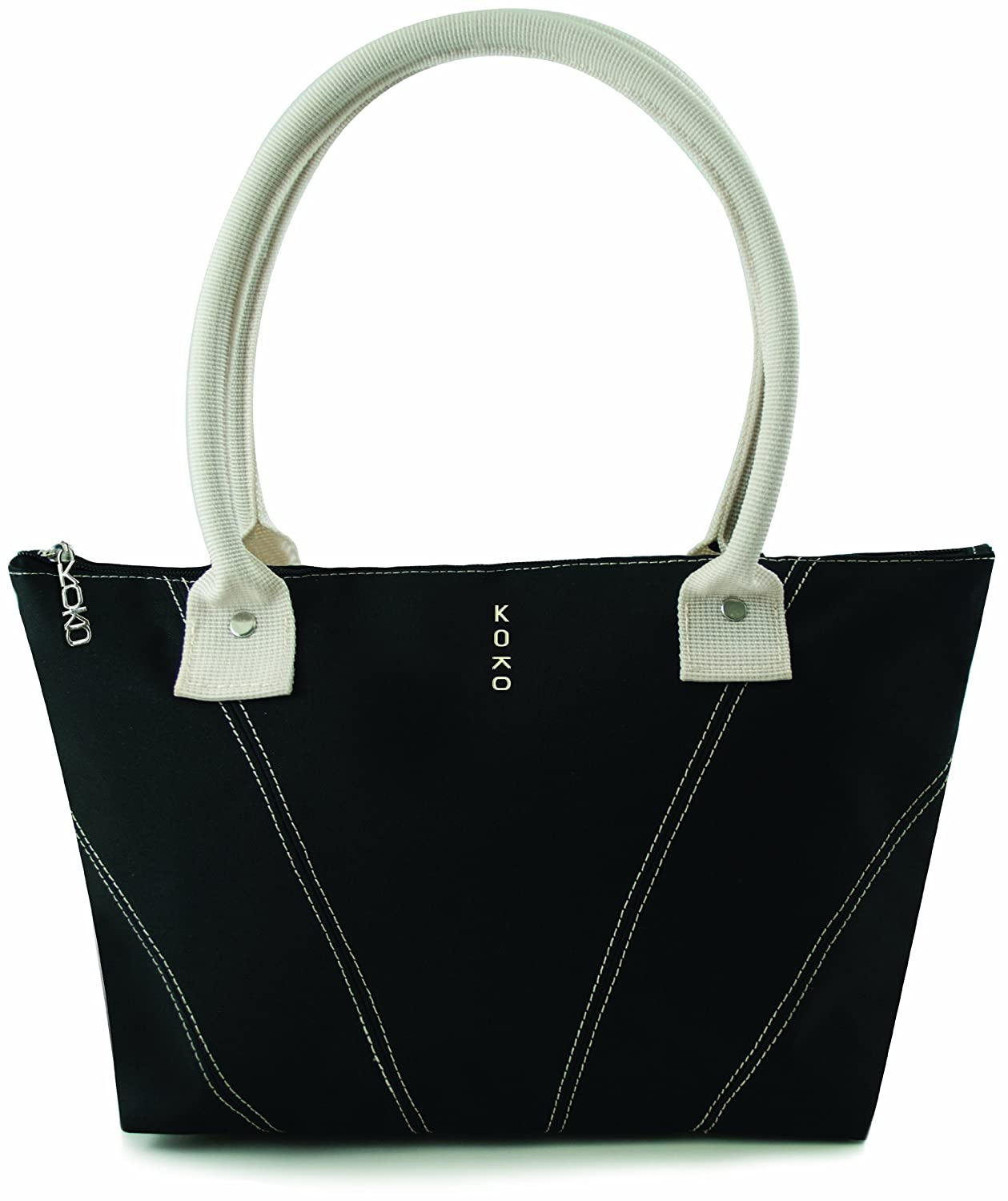 Koko Michelle Lunch Bag, Black
