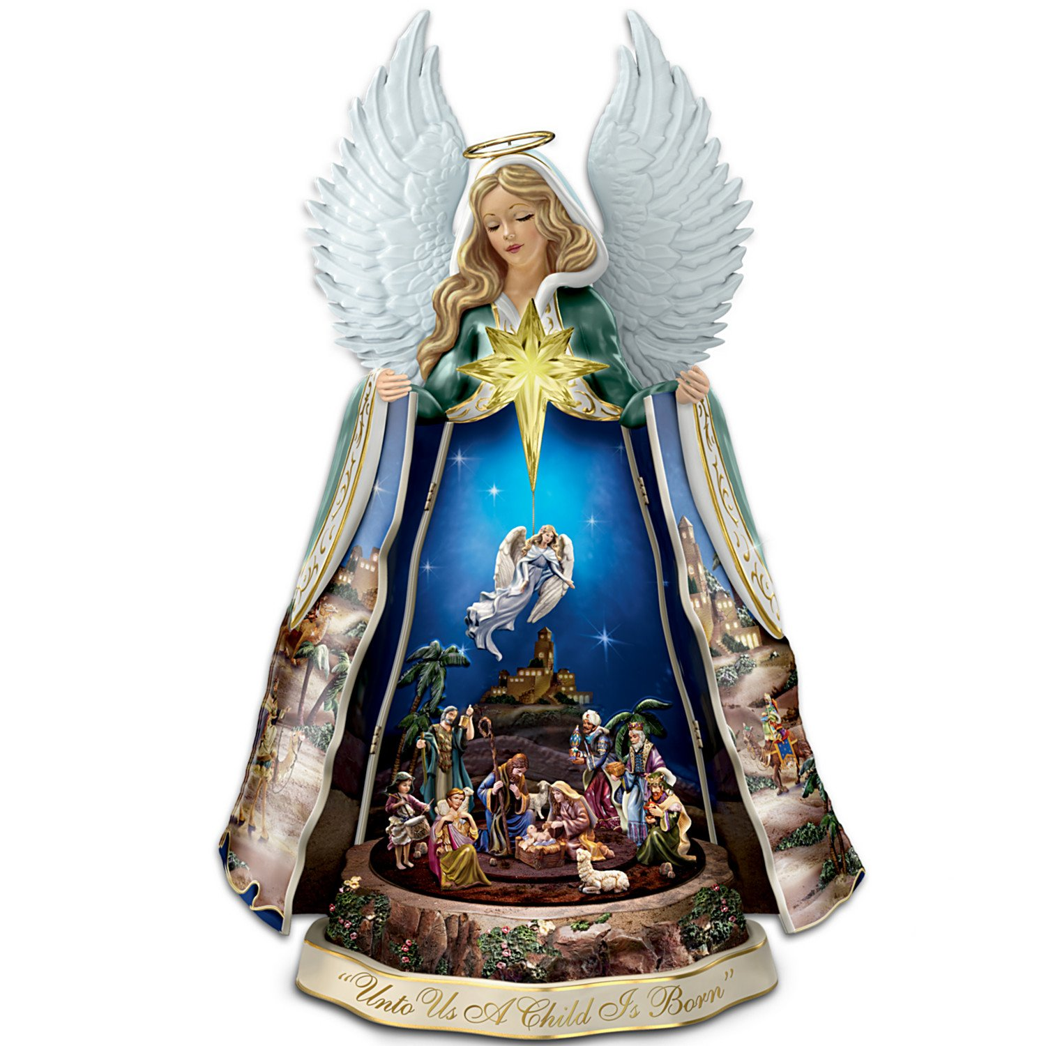 Christmas Angel Figurines And Statues For The Home