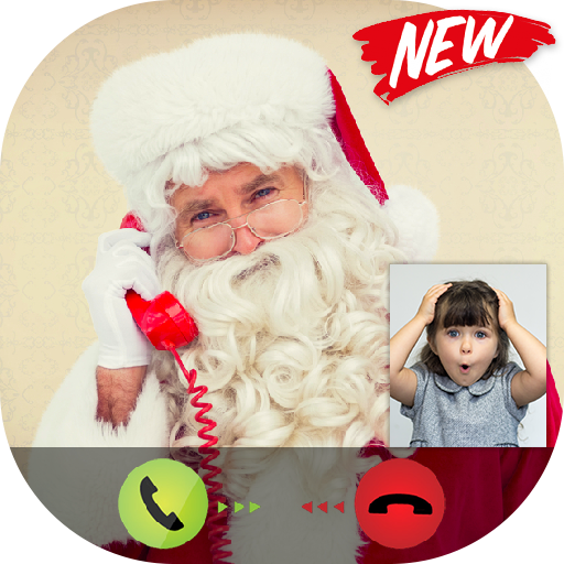 - Live Video Call Santa Claus - Free Text Message - Free Fake Phone Calls ID PRO 2019 - PRANK FOR KIDS