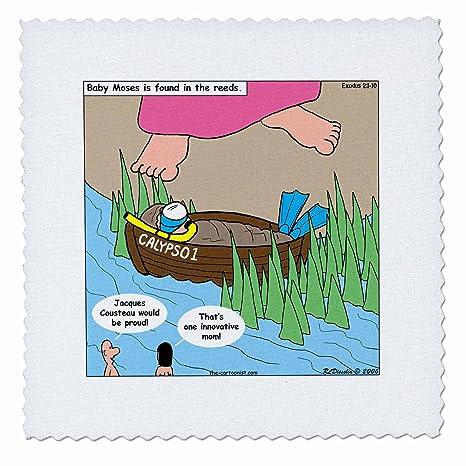 Rico Diesslin los dibujos animados antiguo testamento – éxodo 2 1 10 madre es la necesidad