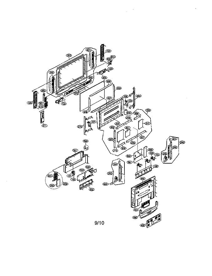 Amazon Com Lg 5900v06008b Plasma Tv Fan Model G6015s12b2 Electronics