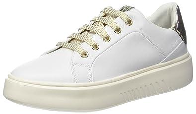 Nhenbus sneakers - White Geox AymSu8ggpv