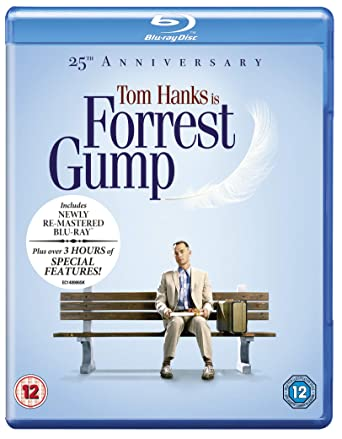7edb43215109a Forrest Gump- 25th Anniversary Edition Blu-ray 2019 Region Free ...