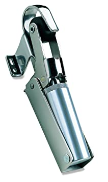 Justor FR Sanft-Türschließer, für Türen bis 40 kg, silberfarben