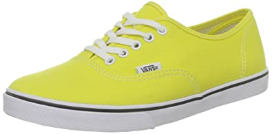 Vans U AUTHENTIC LO PRO BLAZING YELLOW/VQES7Z4 Unisex-Erwachsene Sneaker