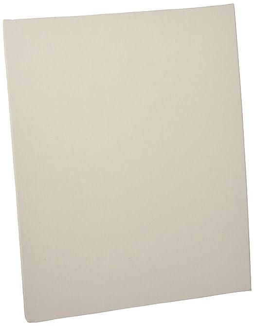 2 opinioni per Clairefontaine 33976C Cartone Telato da Dipingere, 24 x 30 cm, Bianco