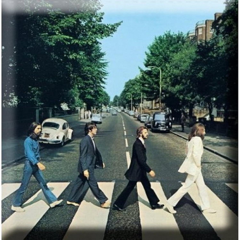 Magnets Abbey Road Beatles