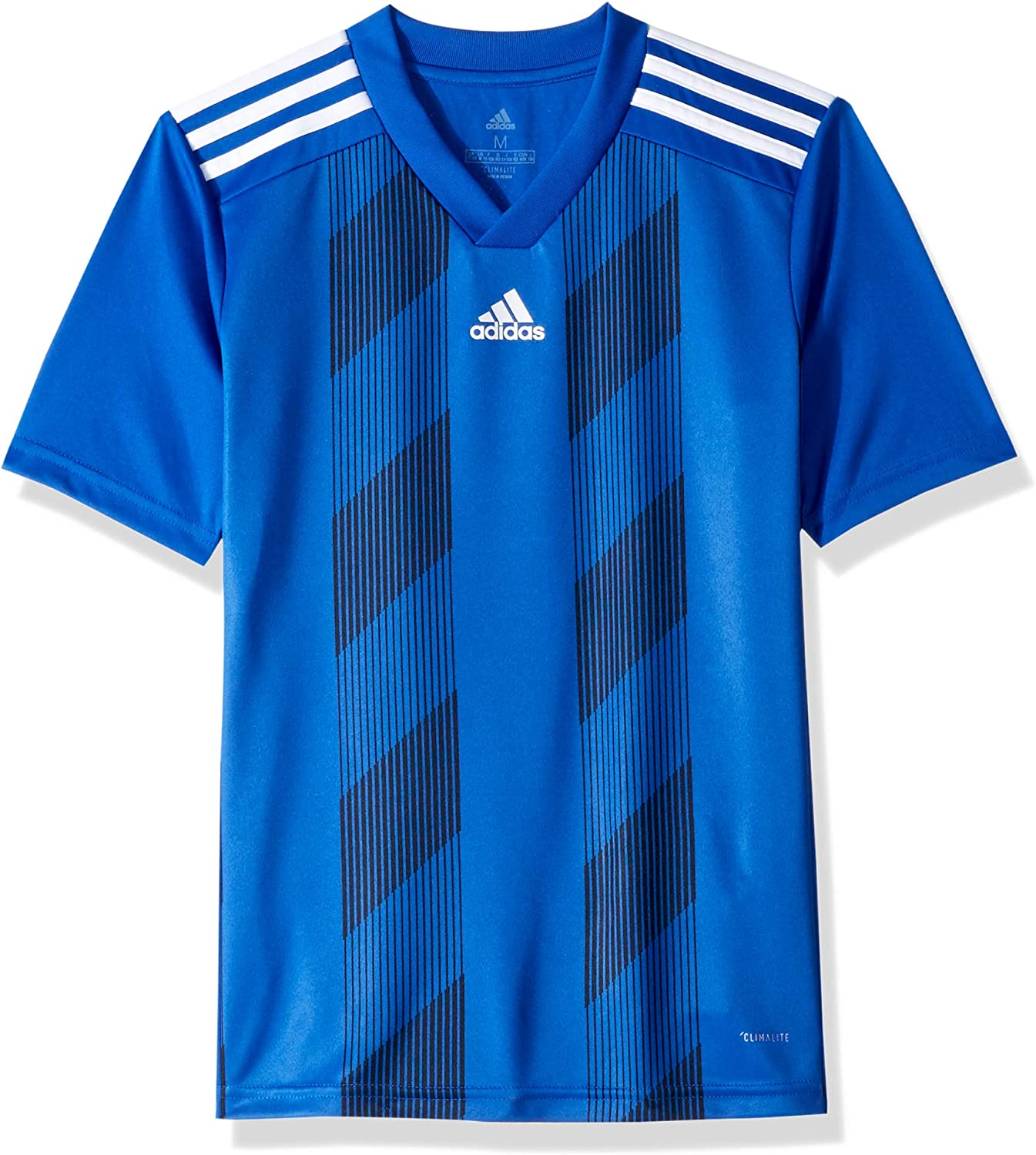 adidas Boys' Striped 19 Jersey : Clothing