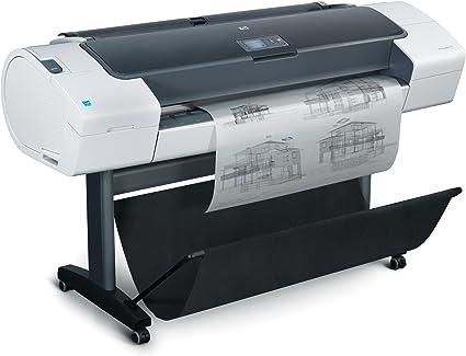 HP Impresora HP Designjet serie T770 con versión de disco duro HP ...