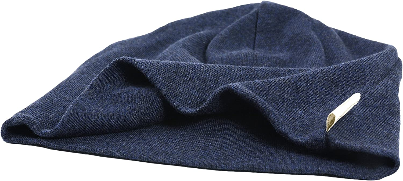 CHARM Toddler Organic Beanie Boys Slouchy Cotton Kids Warm Knit Hat Girls