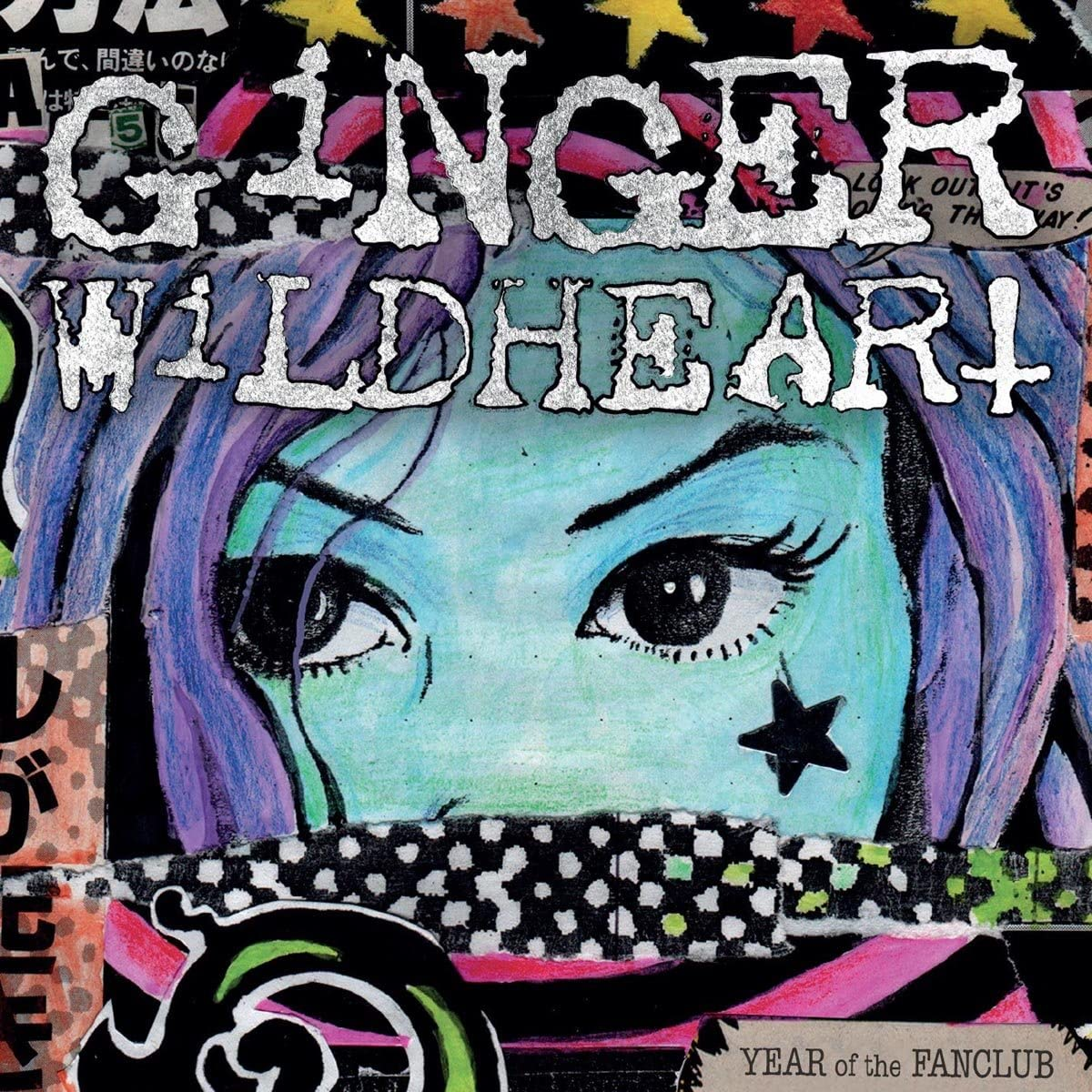 The Year Of The Fanclub by Ginger Wildheart: Amazon.co.uk: Music