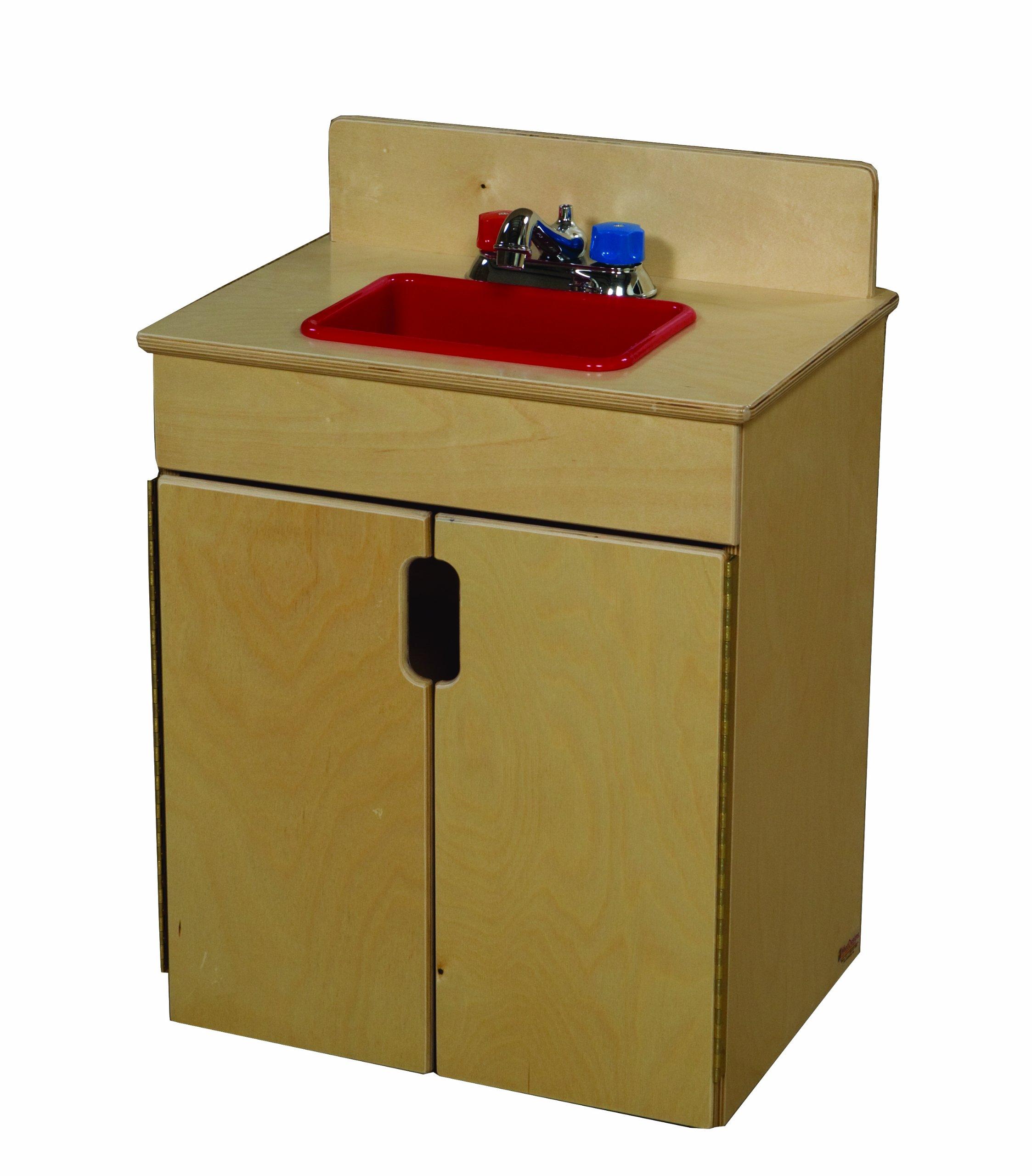 Wood Designs 10280 Tip-Me-Not Sink