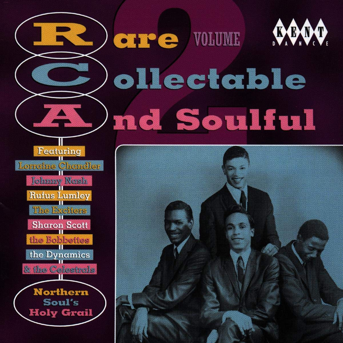 Rare Collectable Luxury goods Popular shop is the lowest price challenge And Soulful 2 Vol.