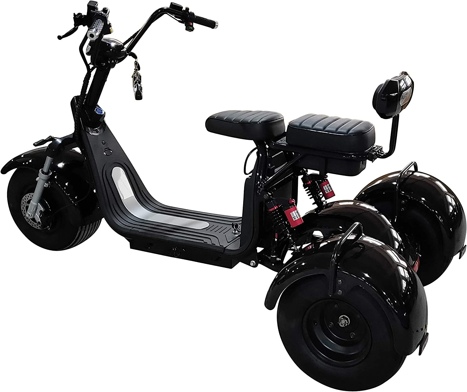 FatBear Fat Grizzly ES 395 4.0 Fat Tire Electric Scooter