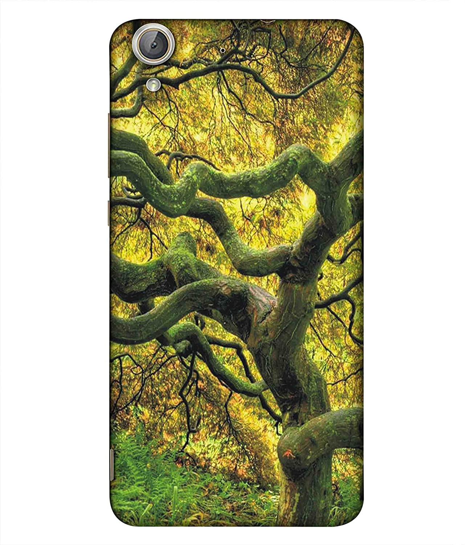 Printfidaa Human As Tree Design Huawei Y6 II Back Cover