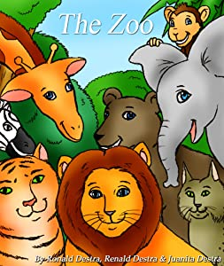 Sweepstakes: The Zoo: Children Short Story Picture Book