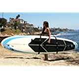 2 PACK Big Board Schlepper Adjustable Standup Paddle Board Surfboard Carrier Sling Shoulder Strap