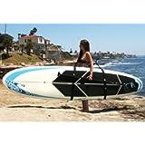 Better Surf...than Sorry Big Board Schlepper Stand Up Paddleboard Easy Carry Strap SUP Shoulder Sling Holder Board…