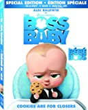 Boss Baby [Blu-ray] (Bilingual)
