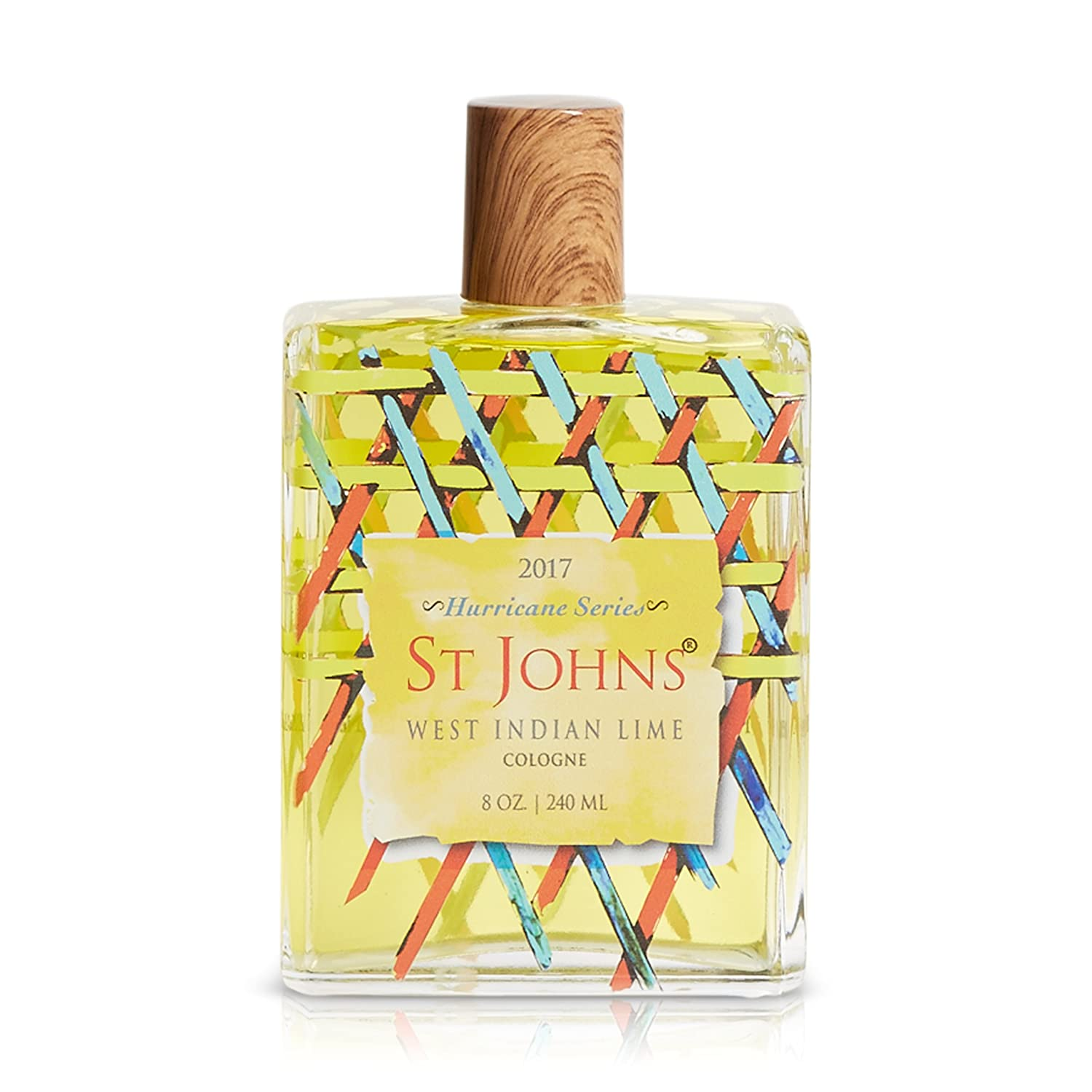 Hurricane Series West Indian Lime Cologne (8oz.)