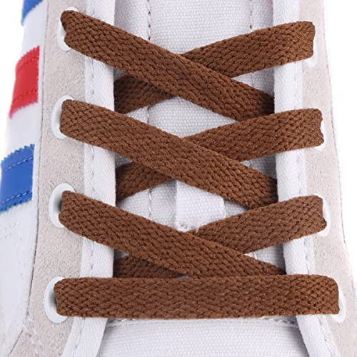 3f2c5f64b03b84 Flat Shoelaces 5 16 quot  (3 Pair) - For sneakers and converse shoelaces
