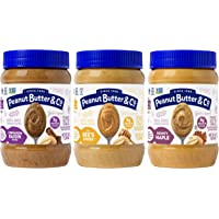 Peanut Butter & Co. Breakfast Variety Pack, Gluten Free, 16 Ounce (Pack of 3)