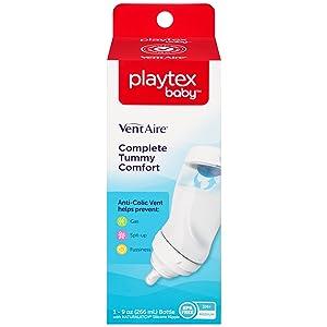 Playtex Mix & Match Nipples & Bottles VentAire Medium