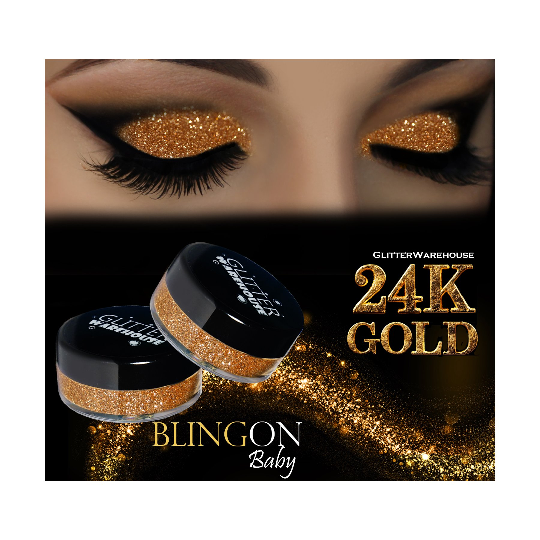 Amazon Glitterwarehouse Glitter For Eyeshadow Eye Shadow