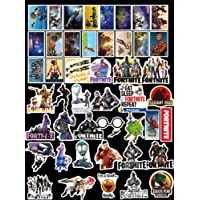 Sanmatic The Original Fornite Stickers Variety Pack for fortnite Gamers Stickers for Kid and Adult