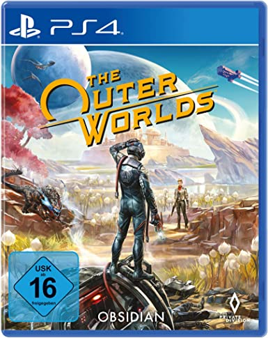 The Outer Worlds - PlayStation 4 [Importación alemana]: Amazon.es: Videojuegos