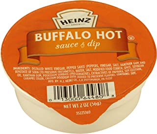 product image for Heinz Buffalo Sauce Single Serve Packet (2 oz Packets, Pack of 60)