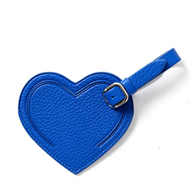 dc9595d4f8ea Small Heart Luggage Tag